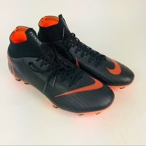 Nike Superfly 6 Pro FG Soccer Cleats Flyknit 10